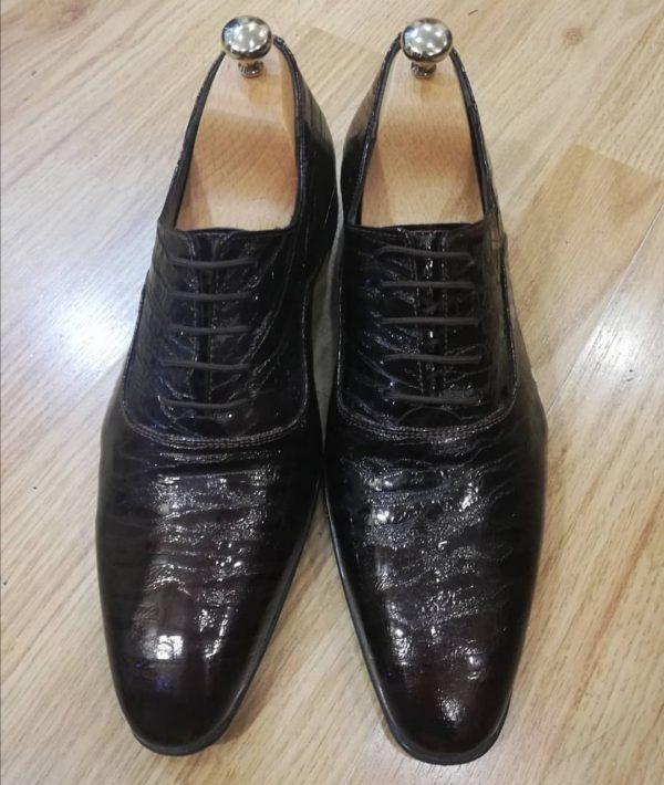 zid2 braon muske cipele