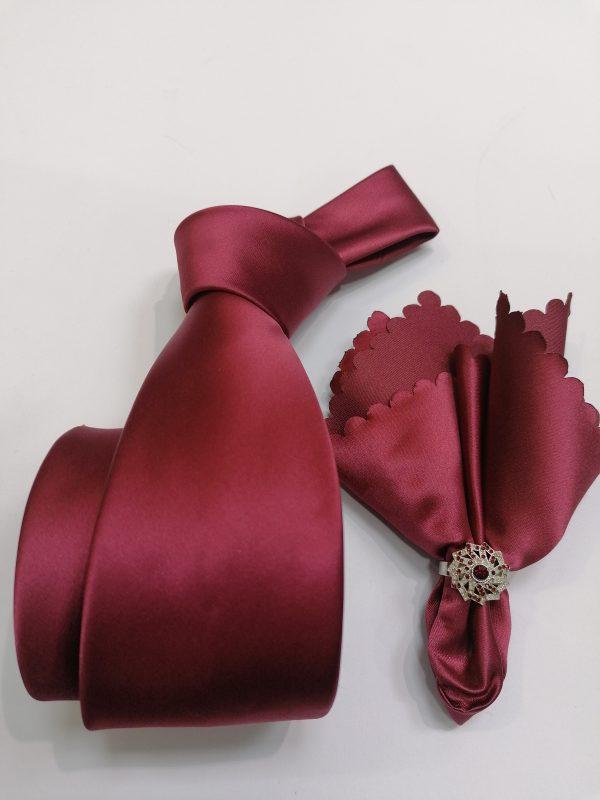 Muska kravata sa maramicom4004